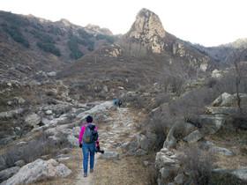 穿越——大茂山