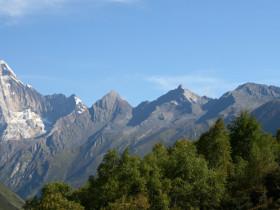 2010年登四姑娘山大峰二峰——日程路线