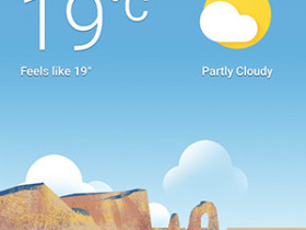 Google Weather Frog
