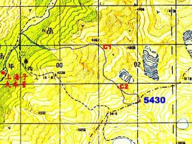 2005年登半脊峰——路线资料