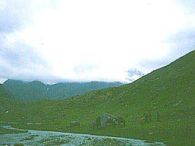2000年登博格达峰——精彩图片