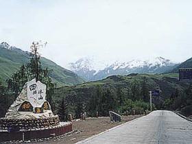 2002年登三姑娘峰——精彩图片