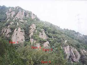 攀岩——阳台山